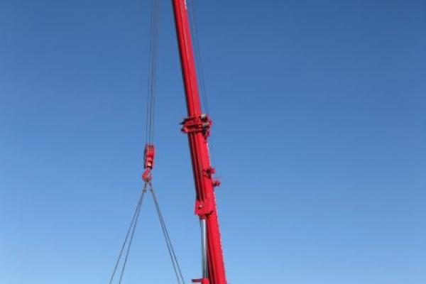 Автокран KRUPP 140 тонн