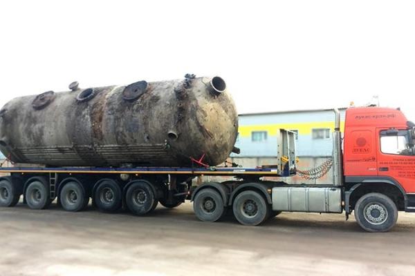 трал 80 тонн MAX TRAILER MAX 410